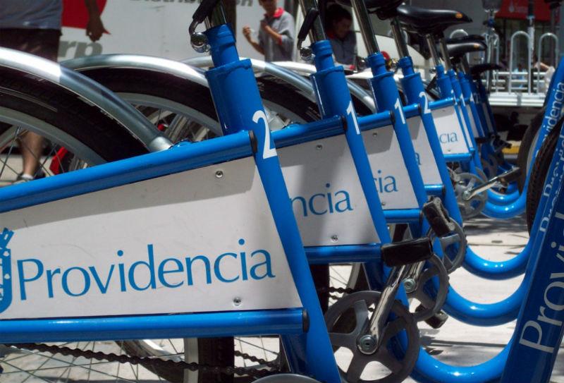 Ciclovias en Chile - Providencia - Revista de Bicicletas