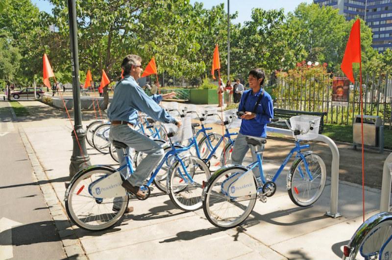 Ciclovias en Providencia Chile - CicloMag - Revista de Bicicletas