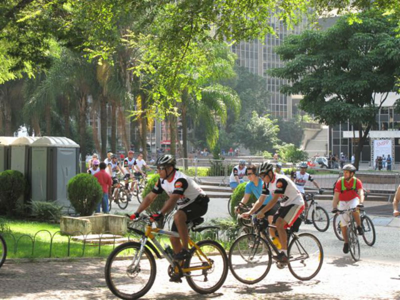 Turismo en Bicicleta por San Pablo Brasil - Revista de Bicicletas - Foto 1 - CicloMag