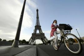Bicicletas en París Francia Torre Eiffel 2 - Revista de Bicicletas CicloMag - 800