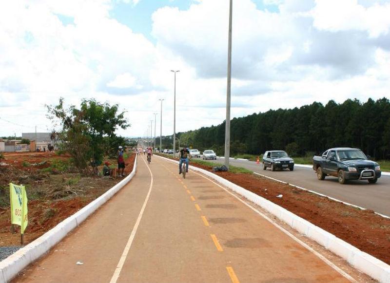 Ciclovías en Brasilia - Revista de Bicicletas - Imagen - CicloMag
