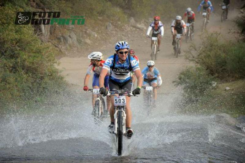 Desafio al Valle del Rio Pinto 2013 - Competencias MTB - Revista de bicicletas CicloMag - Participante