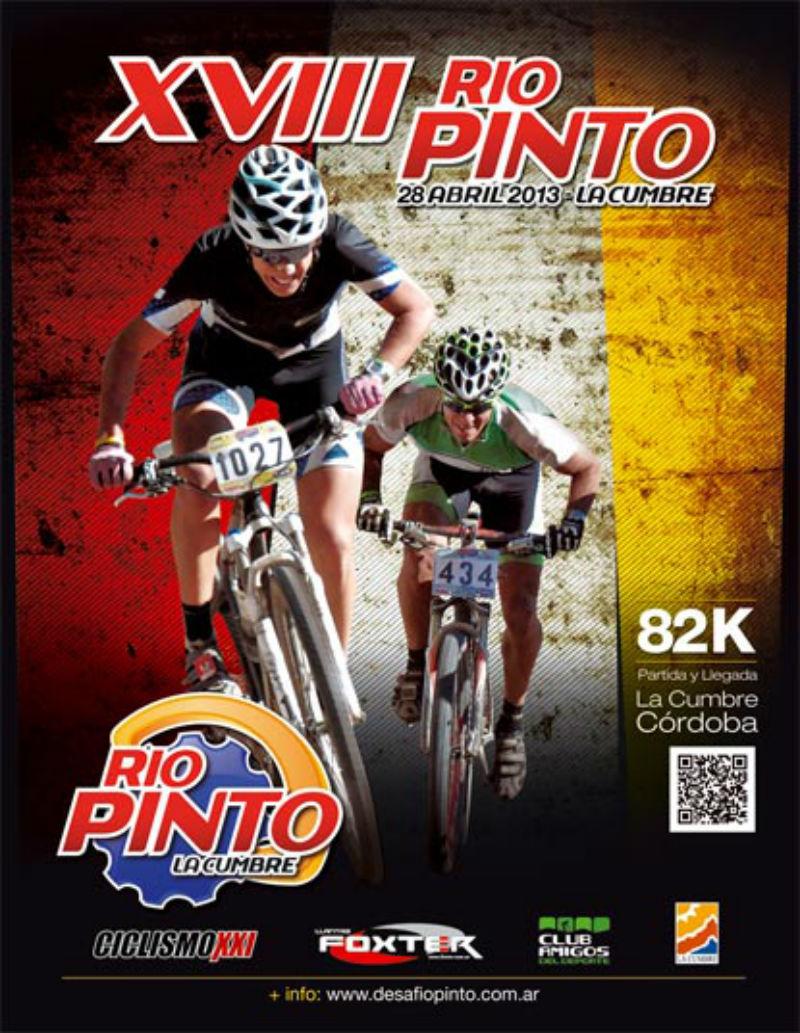 Desafio al Valle del Rio Pinto 2013 - Competencias MTB - Revista de bicicletas CicloMag