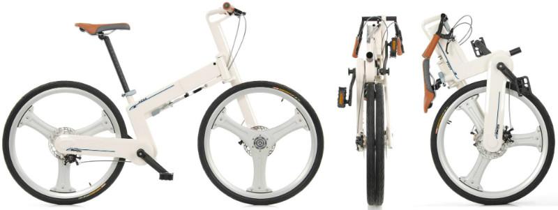 If Mode - Bicicletas Plegables con estilo - Bicicleta funcional - Revista - 3 2
