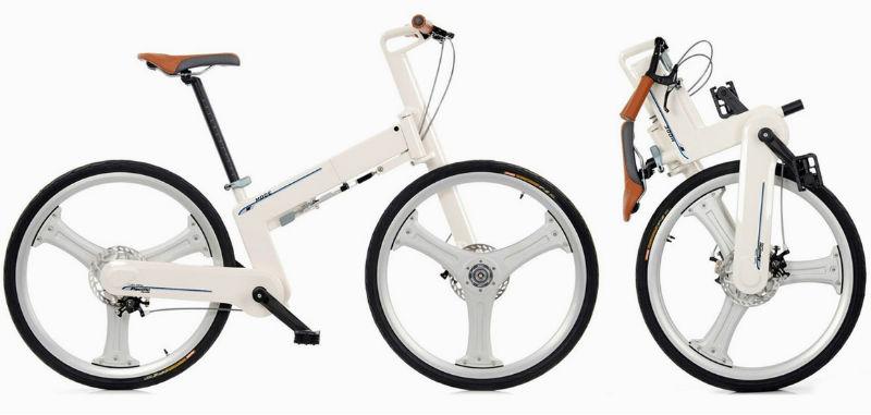 If Mode - Bicicletas Plegables con estilo - Bicicleta funcional - Revista
