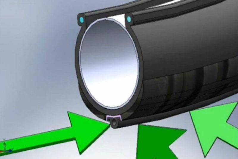 Pump-Tire - Componente para Bicicletas - Invento innovador