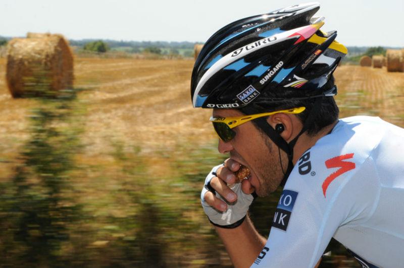 Que comer para entrenar en bicicleta y mejorar desempeño - Ciclista Ruta - CicloMag Revista de Bicicletas