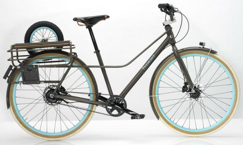 The Fremont Bike - Una excelente bicicleta hecha a mano - Revista de Bicicletas - Lado Rueda