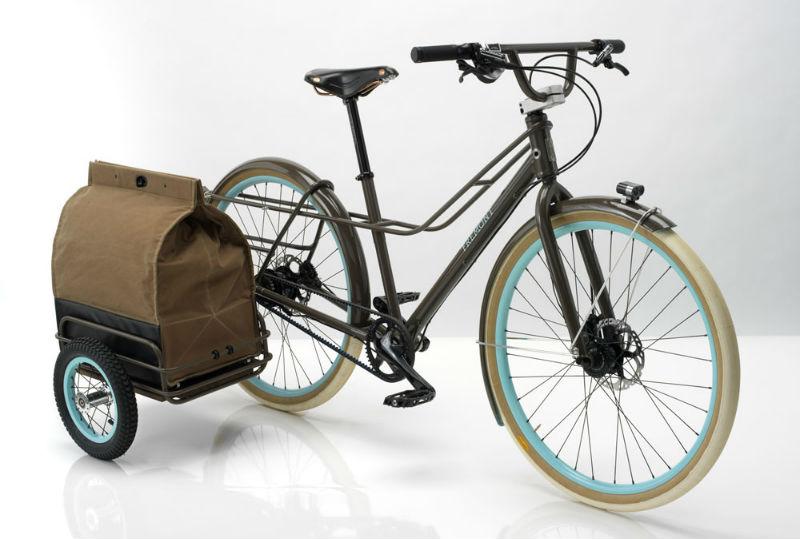 The Fremont Bike - Una excelente bicicleta hecha a mano - Revista de Bicicletas - entera