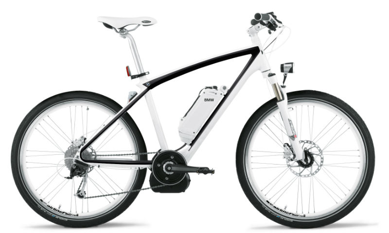 Bicicleta eléctrica - E Bike - BMW - BOSCH - Revista de Bicicletas CicloMag