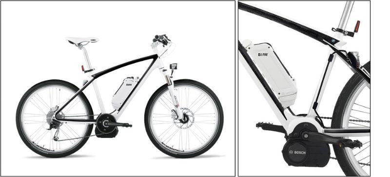 Bicicleta electrica - BMW - BOSCH - Alemania - Revista de Bicicletas CicloMag