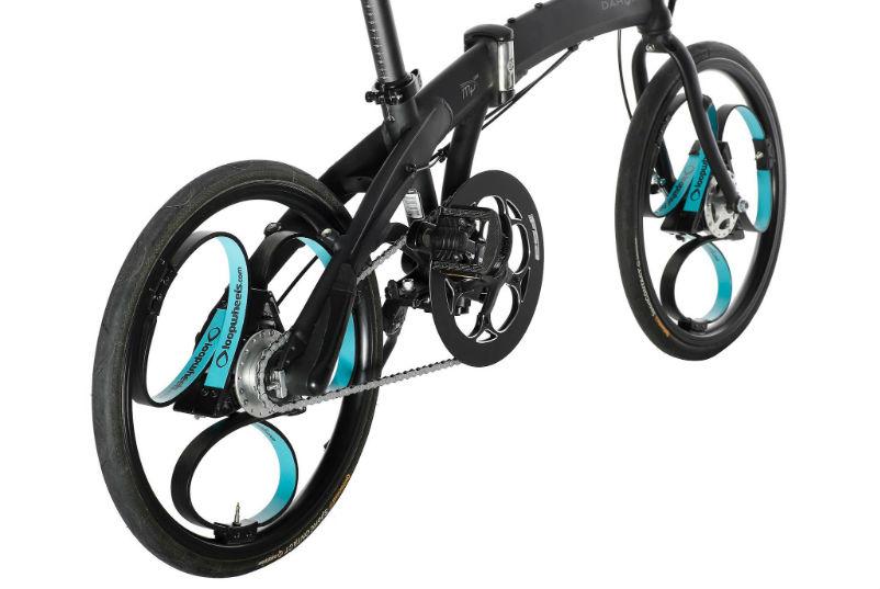 Loopwheel - Componentes para bicicletas - Revista - Suspensión Rueda Bici