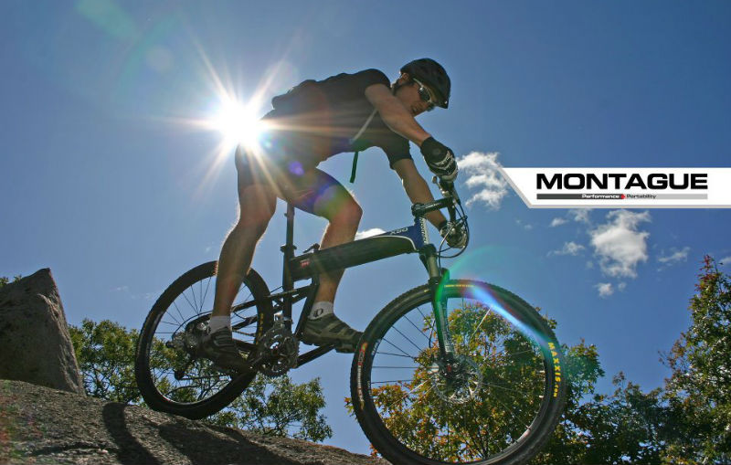 Montague Bikes - Bicicletas plegables Performance Portabilidad