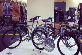 Donhou Bicycles - Bicicleta rápida - Bespoked Bristol 2013 - Destacada