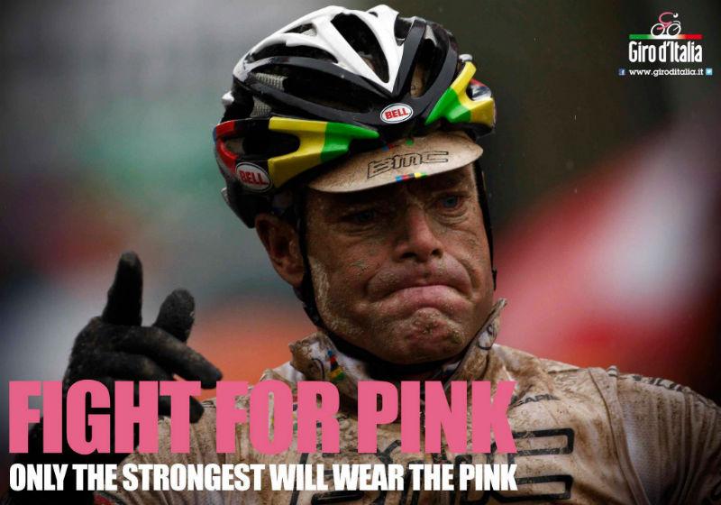 Giro de Italia 2013 - Pelea por la Rosada - Revista de Bicicleta CicloMag