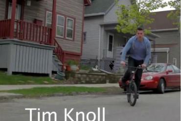 Tim Knoll - Video de bicicletas BMX Sorprendente - CicloMag