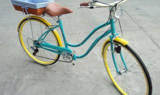 Bicicleta Urbana Retro - Ciclistas urbanos - Bicicletas como medio de transporte en la ciudad