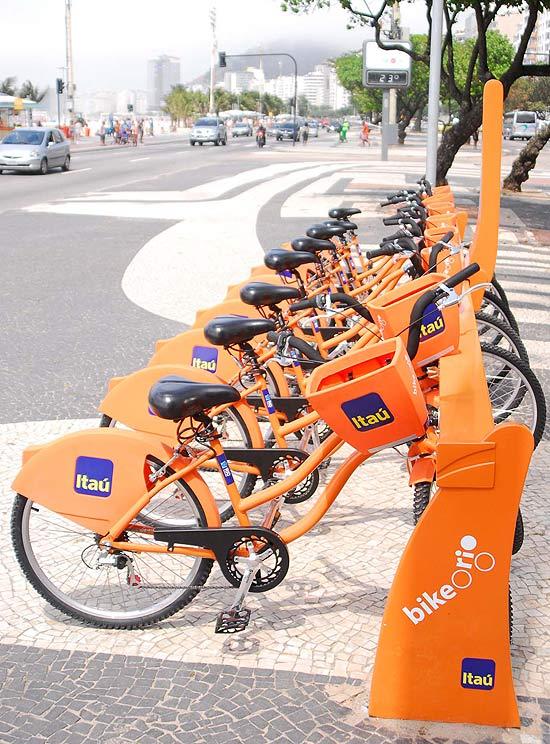 Bicicletas en Brasil - Banco Itaú