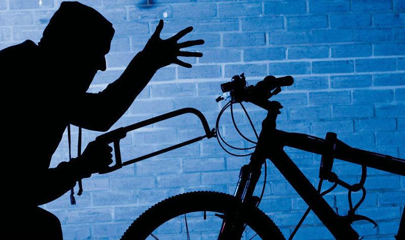 Robos de bicicletas - Video cualquiera puede ser culpable