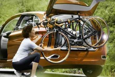 Automóvil para ciclistas - Auto para transportar bicicletas - BMW Concepto