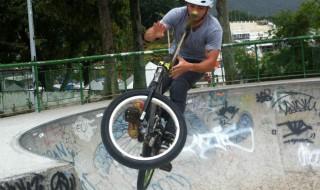 Bicicletas BMX en Rio de Janeiro