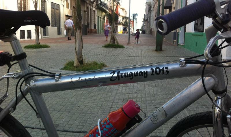 Bicicletas en uruguay - Nueva Ley de Transito - Opinion - revista
