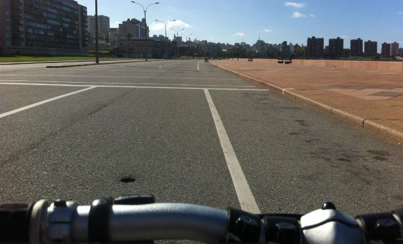 Ley de transito - bicicletas en uruguay - revista