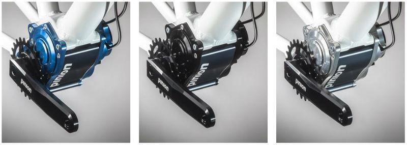 Caja de cambios bicicleta