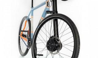 Strassenfeger bicicleta eléctrica sin motor
