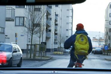VOLVO brinda seguridad a las bicicletas urbanas