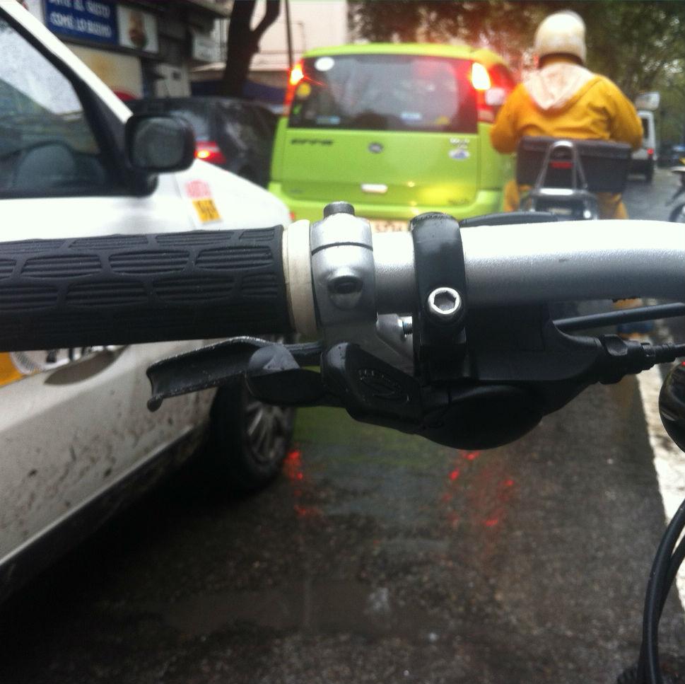 bicicletas en uruguay - Ley de transito - Revista