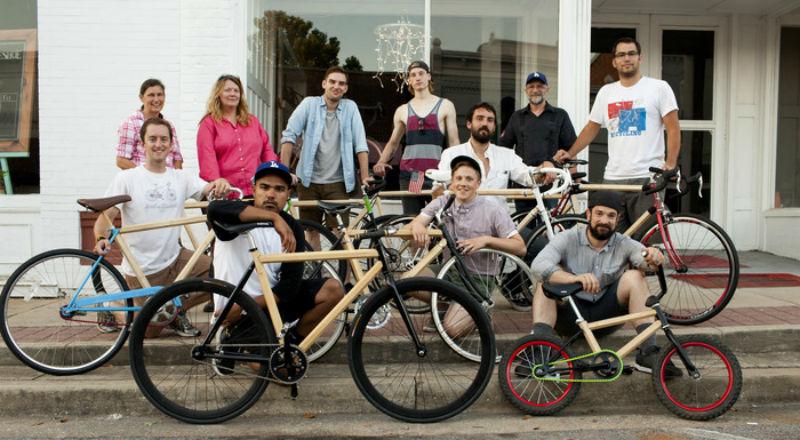 Bicicleta de Bambú que puede salvar a un pueblo