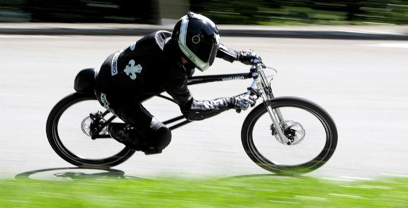 Bicicleta de gravedad - Yasujiro Speedbike