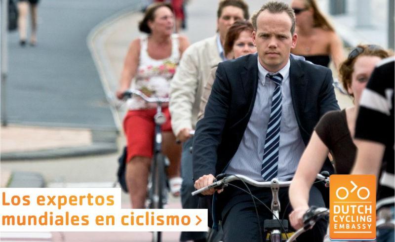 Bicicletas en Holanda - Movilidad Urbana - Revista de bicicletas