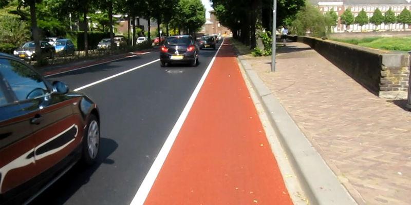 Ciclovías en Holanda - Ciclovías en el mundo