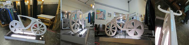 Dezien Levitation es una bicicleta del futuro - Proyecto