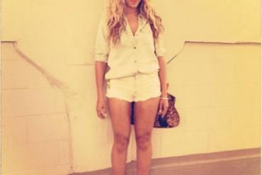 Revista de Bicicletas - Beyonce va al show en Bicicleta en Nueva York