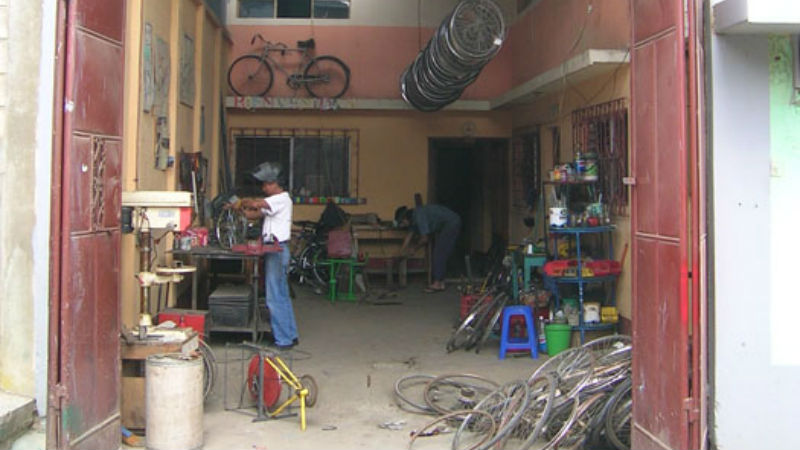 Bicicletas en Guatemala - Bicimáquinas Maya Pedal