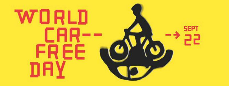 Día Mundial Sin Automóvil 2013 - Revista de Bicicletas CicloMag