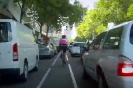 Las bicicletas en la ciudad son más rápidas que los autos CicloMag