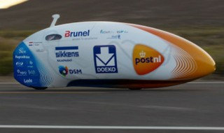 Sebastiaan Bowier - Human Power Team Delft Amsterdam - Bicicleta más rápida del mundo - Récord Mundial