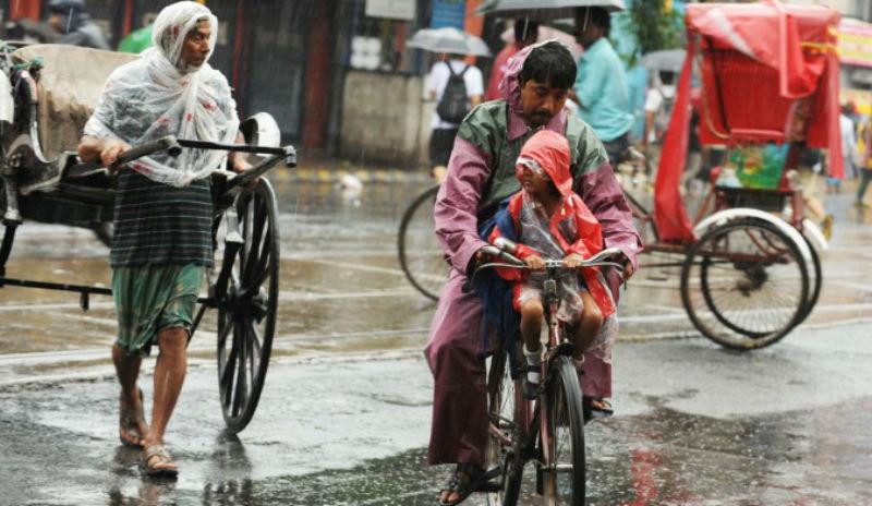 Bicicletas en Calcuta  India - Prohibición