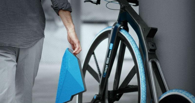 E-Velocipede Bicicleta BASF Concept 1865