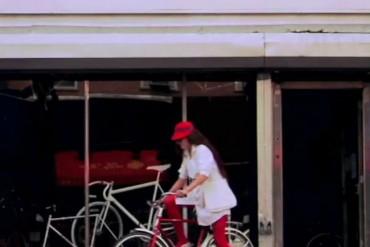 Video de bicicleta - En bicicleta por la ciudad