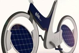 Bicicleta Solar Ele - Prototipo bicicleta eléctrica