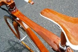 Bicicletas de Madera Sanomagic Sueshiro Sano - Revista de bicicletas CicloMag