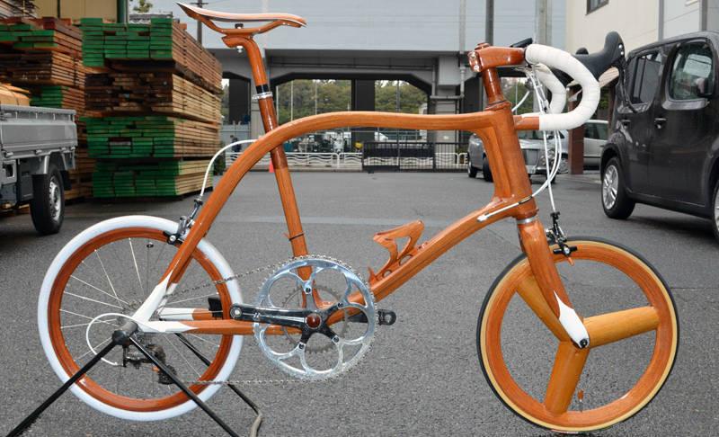 Sanomagic - Bicicletas de madera exclusivas y con diseño de autor - revista de bicicletas ciclomag