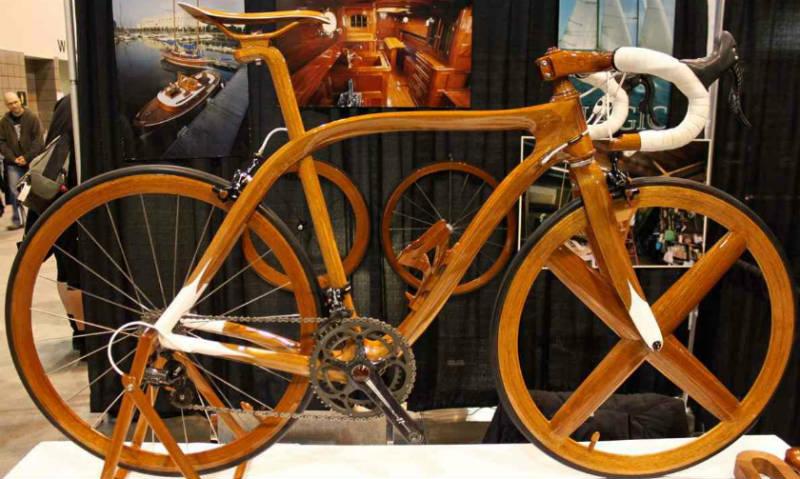 Sonomagic - Bicicletas de Madera