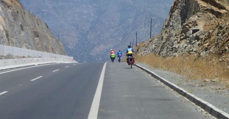 que necesito para ser cicloturista - consejos para viajar en bicicleta