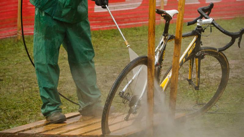 Como Lavar la bicicleta en 6 pasos